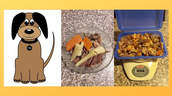 Suppenfleisch und Quetschgemüse